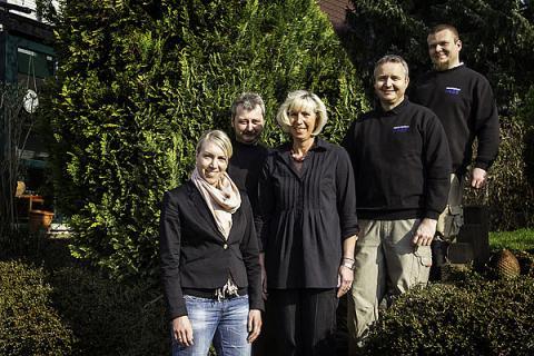 Unser Team - Familientischlerei NOSS in Neuwied